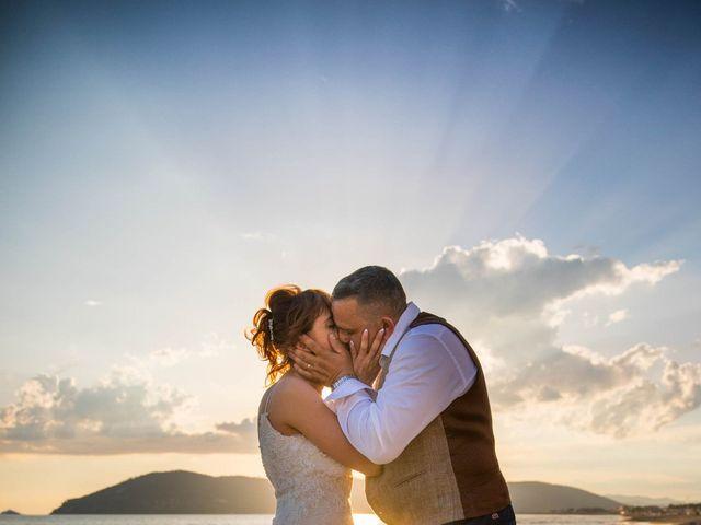 Il matrimonio di Massimiliano e Serena a Carrara, Massa Carrara 58