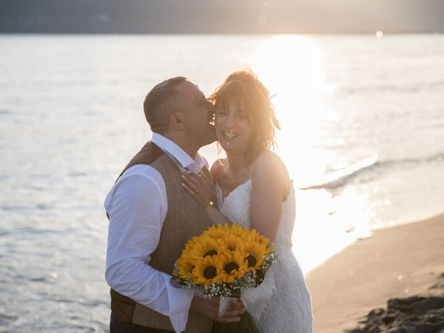 Il matrimonio di Massimiliano e Serena a Carrara, Massa Carrara 62