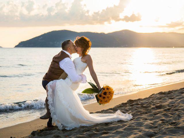 Il matrimonio di Massimiliano e Serena a Carrara, Massa Carrara 63