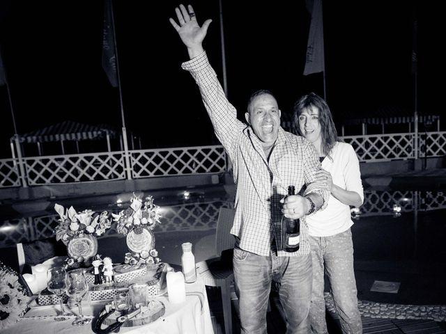 Il matrimonio di Massimiliano e Serena a Carrara, Massa Carrara 85