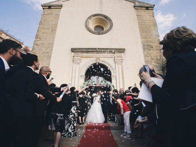 Il matrimonio di Dino e Paola a Enna, Enna 48