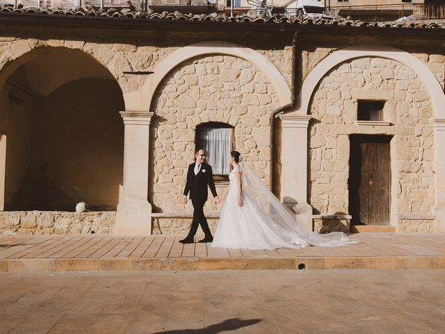 Il matrimonio di Dino e Paola a Enna, Enna 53