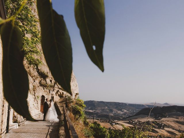 Il matrimonio di Dino e Paola a Enna, Enna 56
