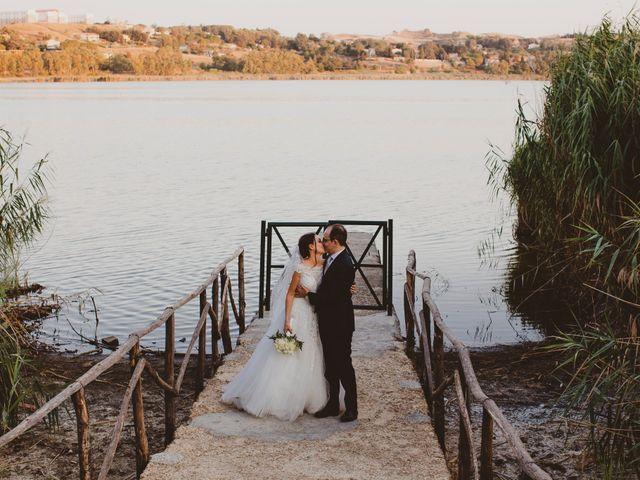 Il matrimonio di Dino e Paola a Enna, Enna 61