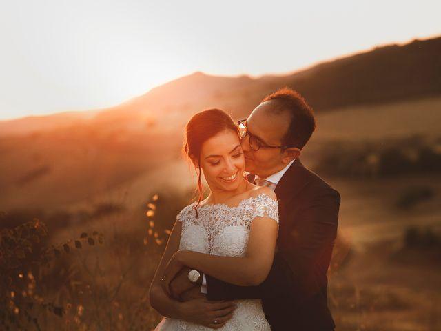 le nozze di Paola e Dino