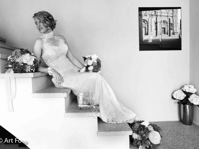 Il matrimonio di Marzia e Fabrizio a Cavour, Torino 22