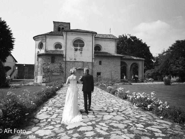 Il matrimonio di Marzia e Fabrizio a Cavour, Torino 28