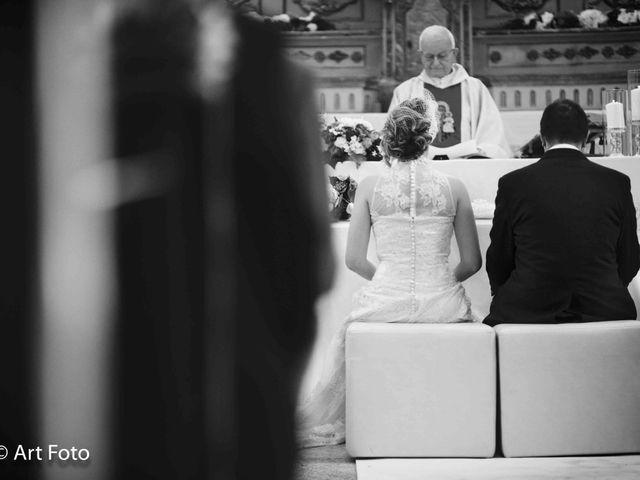 Il matrimonio di Marzia e Fabrizio a Cavour, Torino 29