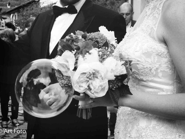 Il matrimonio di Marzia e Fabrizio a Cavour, Torino 30