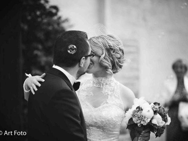 Il matrimonio di Marzia e Fabrizio a Cavour, Torino 32
