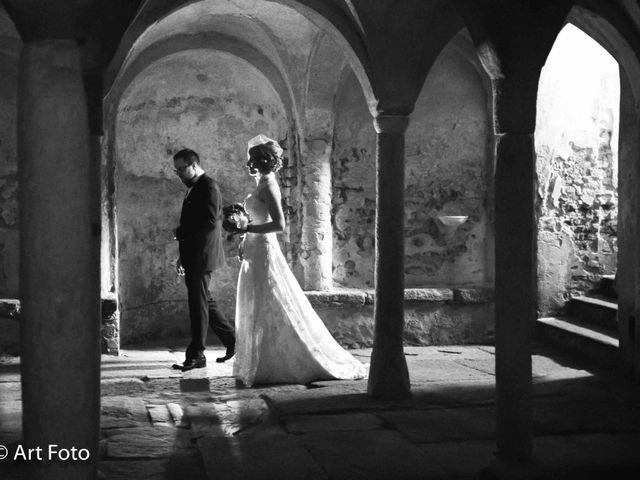 Il matrimonio di Marzia e Fabrizio a Cavour, Torino 33