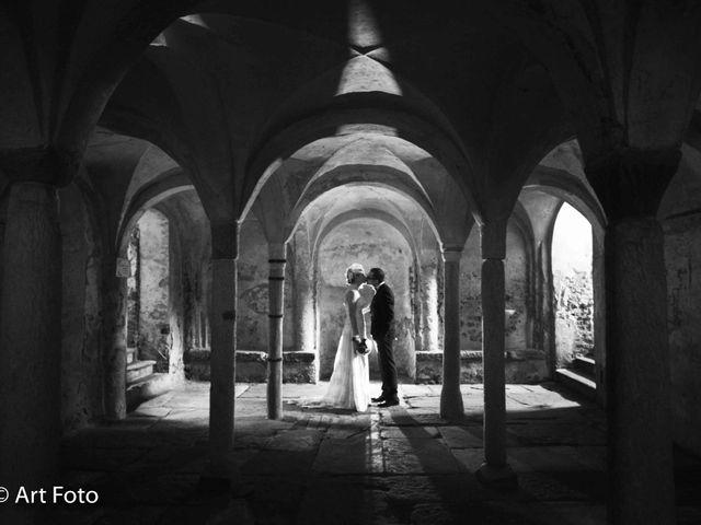 Il matrimonio di Marzia e Fabrizio a Cavour, Torino 34