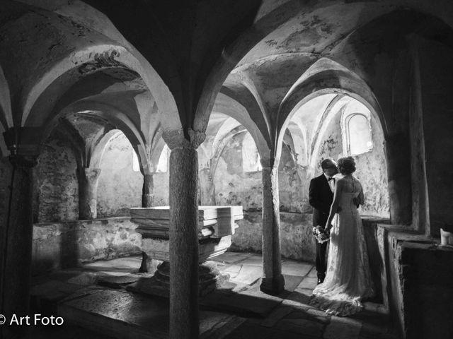 Il matrimonio di Marzia e Fabrizio a Cavour, Torino 35