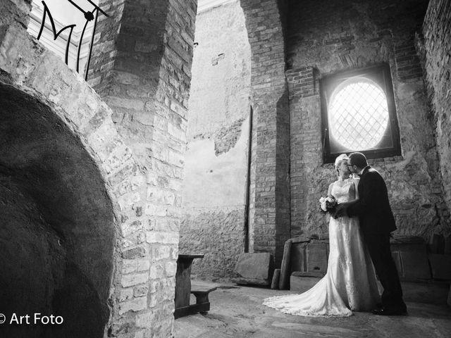 Il matrimonio di Marzia e Fabrizio a Cavour, Torino 36
