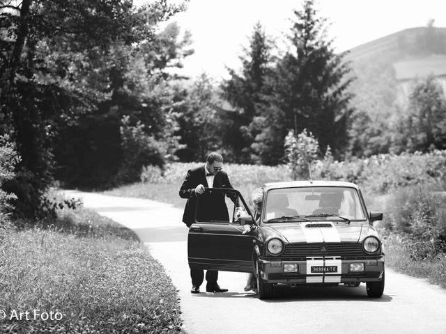 Il matrimonio di Marzia e Fabrizio a Cavour, Torino 37