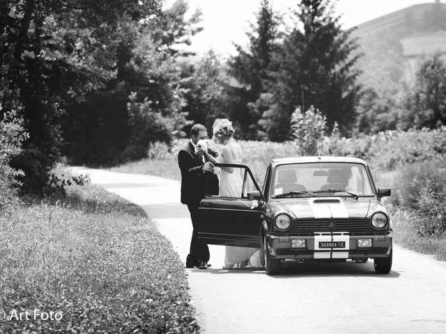 Il matrimonio di Marzia e Fabrizio a Cavour, Torino 38