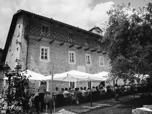 Il matrimonio di Marzia e Fabrizio a Cavour, Torino 44