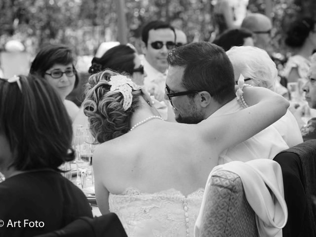 Il matrimonio di Marzia e Fabrizio a Cavour, Torino 50
