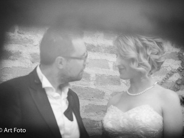Il matrimonio di Marzia e Fabrizio a Cavour, Torino 53