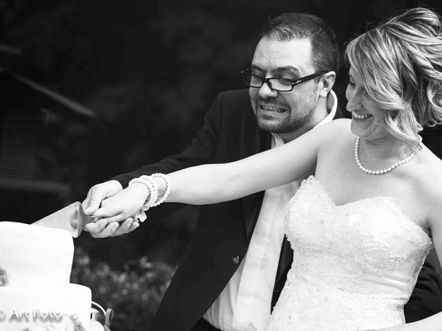 Il matrimonio di Marzia e Fabrizio a Cavour, Torino 56