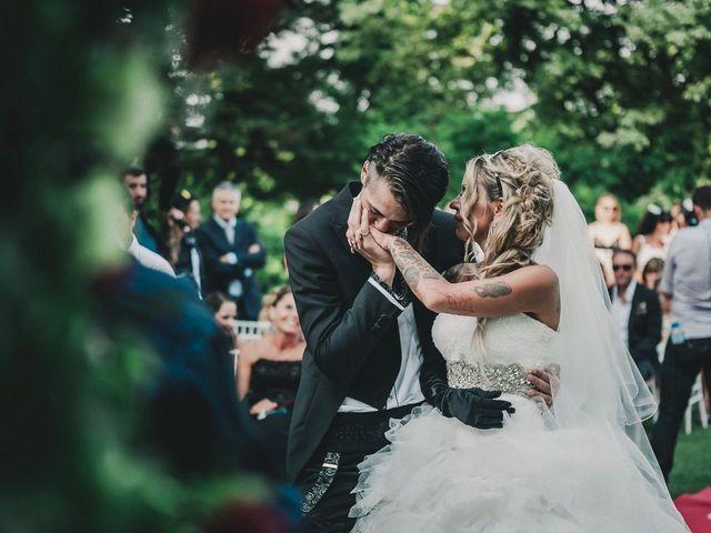 Il matrimonio di Michael e Sara a Lucca, Lucca 5