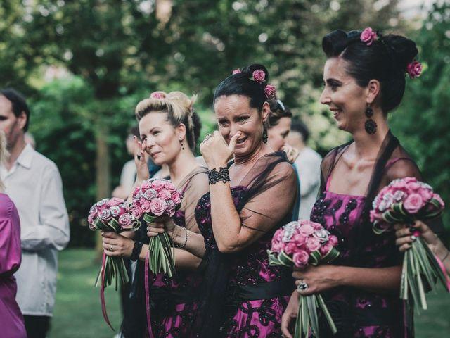 Il matrimonio di Michael e Sara a Lucca, Lucca 6
