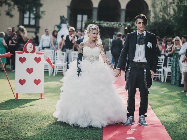 Il matrimonio di Michael e Sara a Lucca, Lucca 13