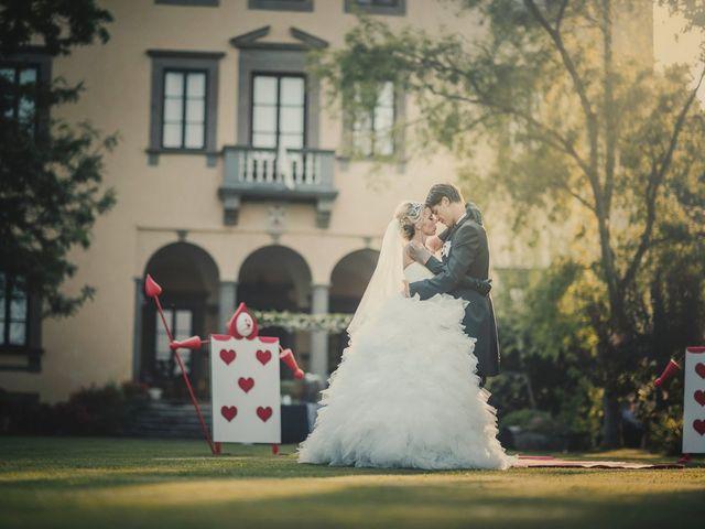 Il matrimonio di Michael e Sara a Lucca, Lucca 14