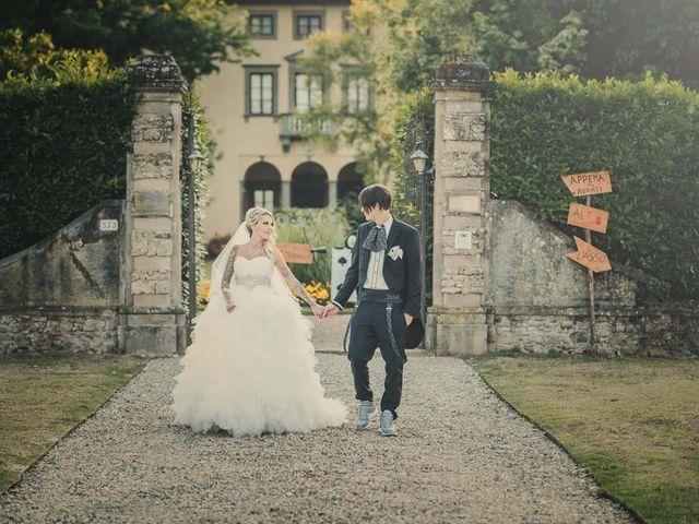 Il matrimonio di Michael e Sara a Lucca, Lucca 15
