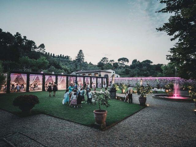 Il matrimonio di Michael e Sara a Lucca, Lucca 18