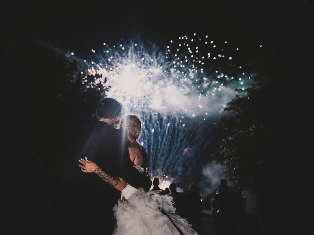 Il matrimonio di Michael e Sara a Lucca, Lucca 20