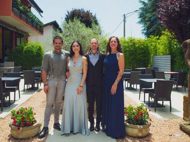 Il matrimonio di Nicole e Luca a Desio, Monza e Brianza 9