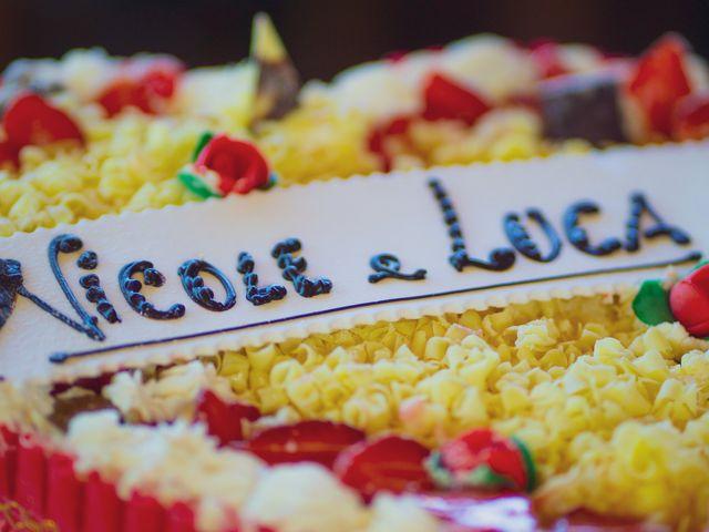 Il matrimonio di Nicole e Luca a Desio, Monza e Brianza 10