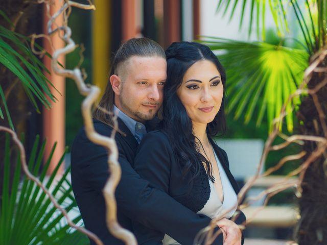 Il matrimonio di Nicole e Luca a Desio, Monza e Brianza 11