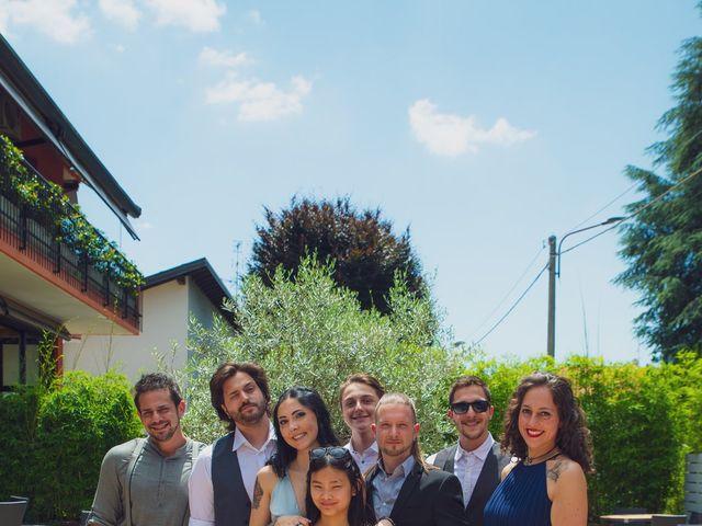 Il matrimonio di Nicole e Luca a Desio, Monza e Brianza 12
