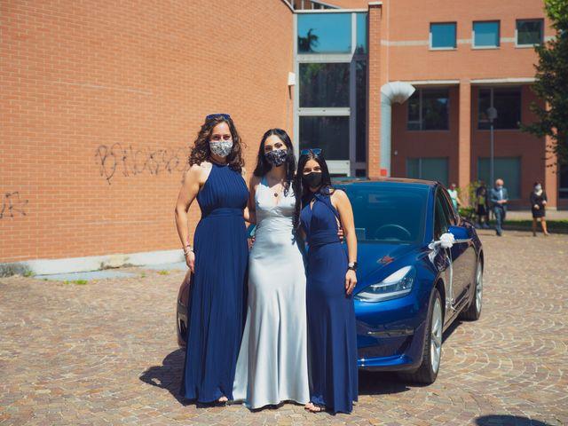 Il matrimonio di Nicole e Luca a Desio, Monza e Brianza 16