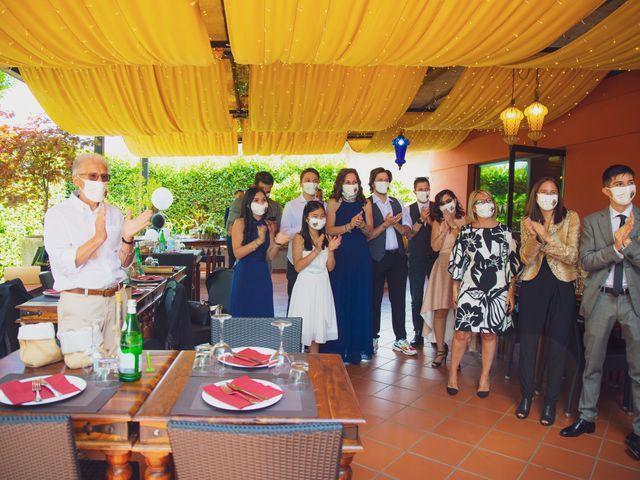 Il matrimonio di Nicole e Luca a Desio, Monza e Brianza 18