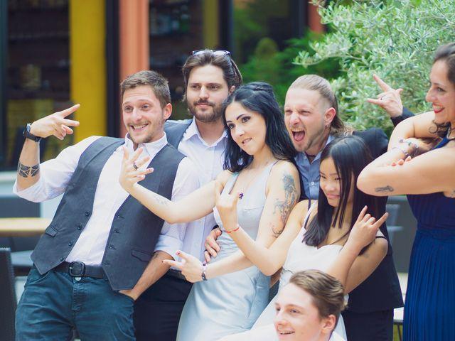 Il matrimonio di Nicole e Luca a Desio, Monza e Brianza 21