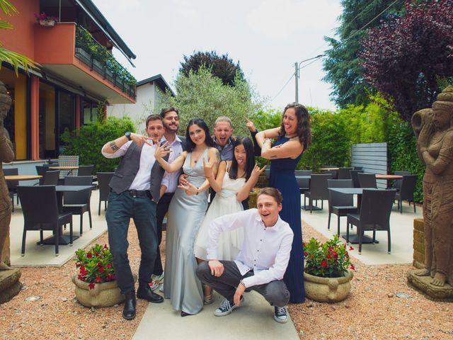 Il matrimonio di Nicole e Luca a Desio, Monza e Brianza 27