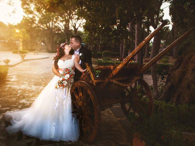 Le nozze di Liliana e Ernesto