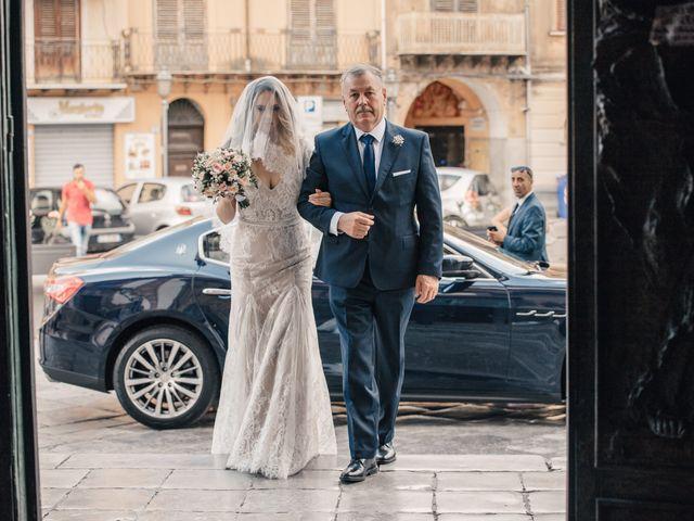 Il matrimonio di Marina e Moreno a Palermo, Palermo 17