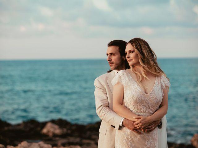 Le nozze di Moreno e Marina