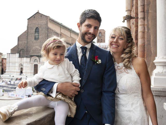Il matrimonio di Davide e Elena a Bologna, Bologna 2