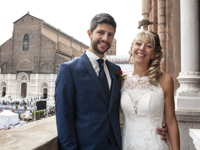 Il matrimonio di Davide e Elena a Bologna, Bologna 8