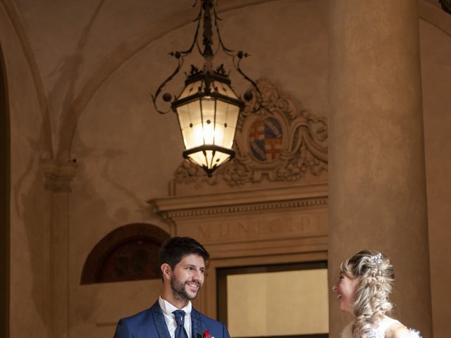 Il matrimonio di Davide e Elena a Bologna, Bologna 10