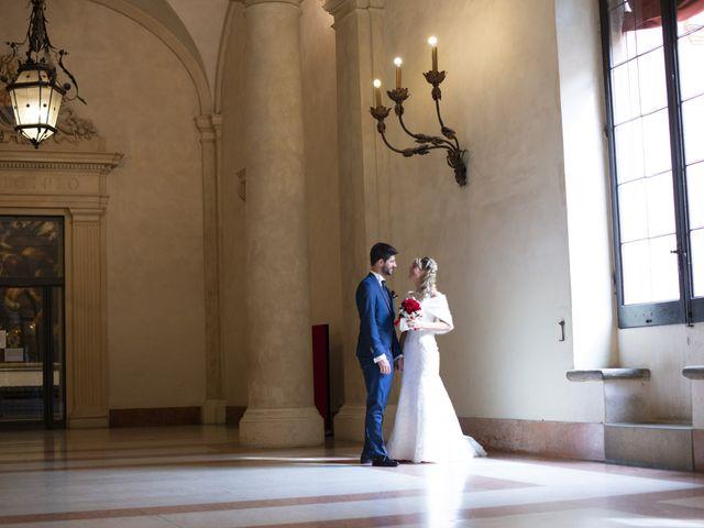Il matrimonio di Davide e Elena a Bologna, Bologna 11