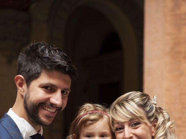 Il matrimonio di Davide e Elena a Bologna, Bologna 18