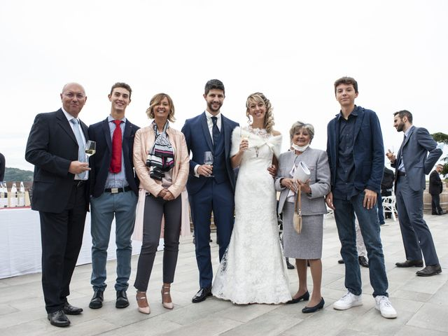 Il matrimonio di Davide e Elena a Bologna, Bologna 47
