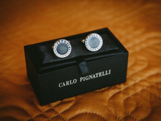 Il matrimonio di Gloria e Antonio a Vallelunga Pratameno, Caltanissetta 2