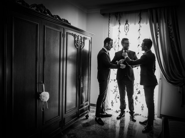 Il matrimonio di Gloria e Antonio a Vallelunga Pratameno, Caltanissetta 16